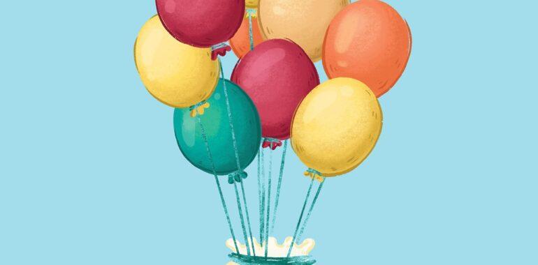 Balloons Fish Fishbowl Sky  - Biistudio21 / Pixabay